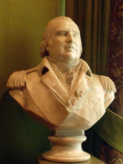 Buste de Louis XVIII