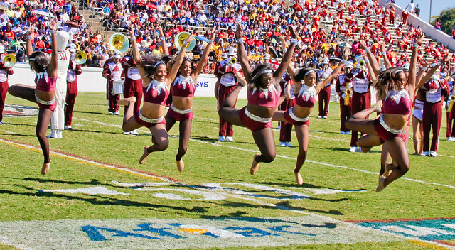 75th Annual Tuskegee-Morehouse Football Classic   Halftime ...