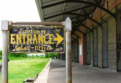 1904 G.H.&H. Rail Station