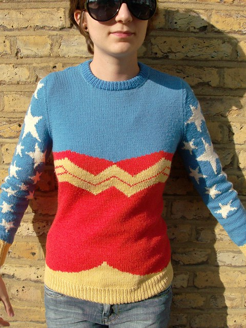 Wonder Woman Jumper 7