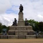 Image of Don Monument. geotagged houdahgeo geo:lat=4918740 geo:long=210996