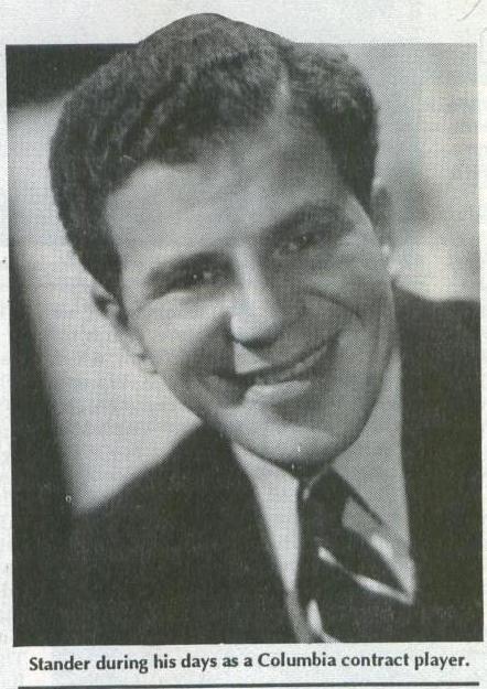 Lionel Stander - a pho...