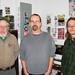 JMB, Jim Leftwich, Olchar Lindsann in Roanoke2_08 023 by VisualMom