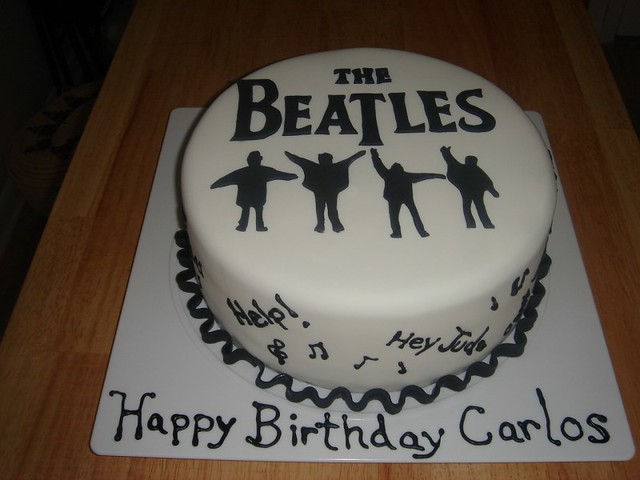 Beatles Cake Ideas