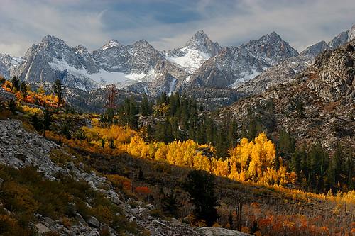california usa sierranevada bishop inyonationalforest
