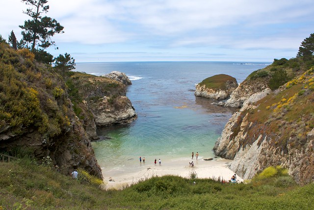 china cove point lobos state park flickr   photo sharing