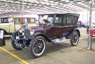 1920 Dodge Brothers tourer