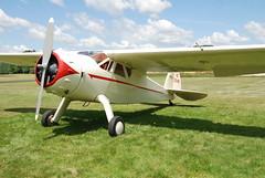 biplane(0.0), cessna 185(0.0), piper pa-18(0.0), cessna 150(0.0), flight(0.0), monoplane(1.0), aviation(1.0), airplane(1.0), propeller driven aircraft(1.0), wing(1.0), vehicle(1.0), light aircraft(1.0), stinson reliant(1.0), propeller(1.0), ultralight aviation(1.0), aircraft engine(1.0),