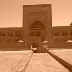 Alloquli Khan Medressa - Khiva, Uzbekistan