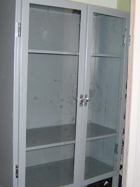 bathroom storage unit metal flickr photo sharing. Black Bedroom Furniture Sets. Home Design Ideas