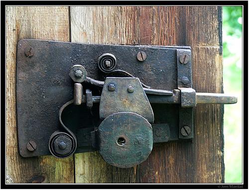 Refrigerator Door Locks Door Locks