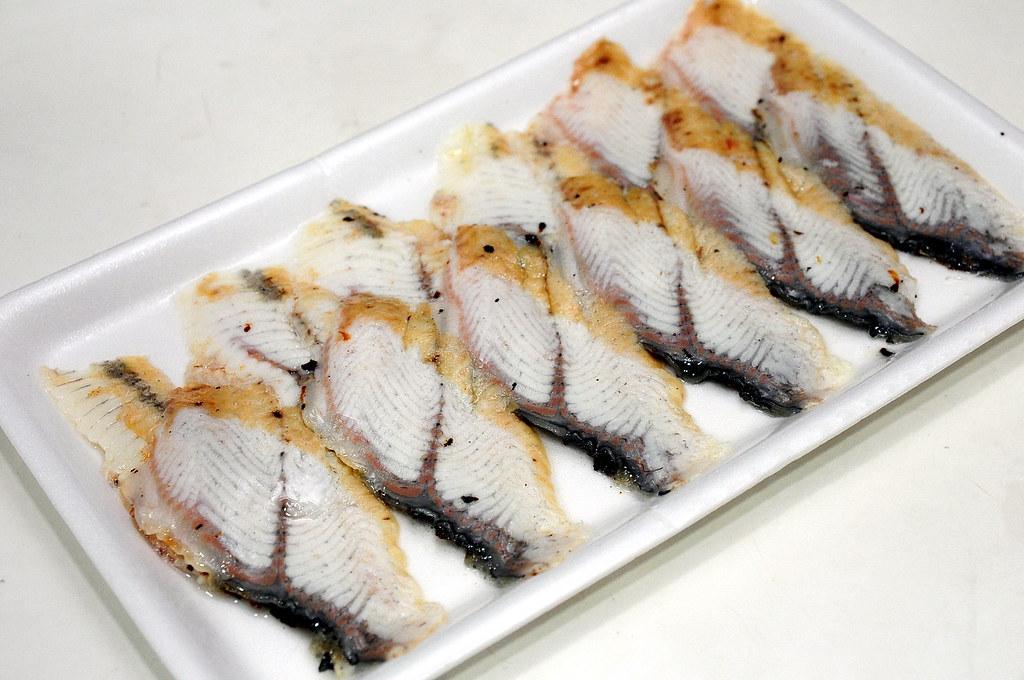 鰻群 白燒鰻