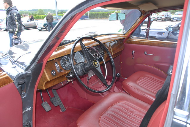 1967 jaguar 240 (11) | Flickr - Photo Sharing!