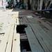 Drainase rusak : broken drainage Photo credit by Ardian
