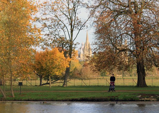 Oxford Autumn