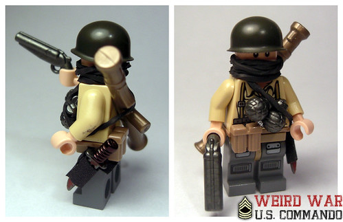 Weird War - U.S. Commando