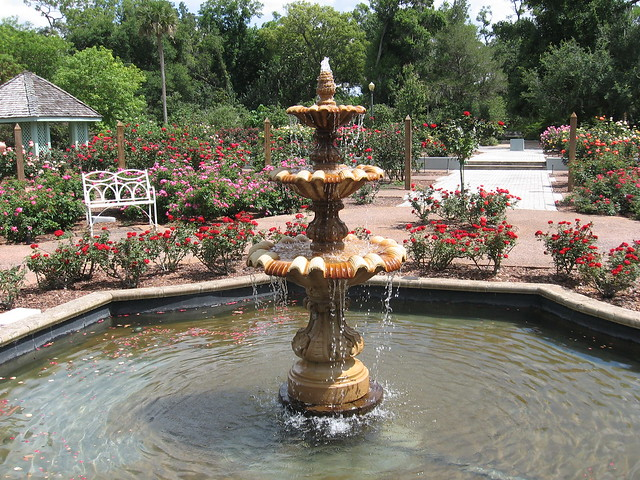 Harry P Leu Botanical Gardens by CC user jdigger on Flickr