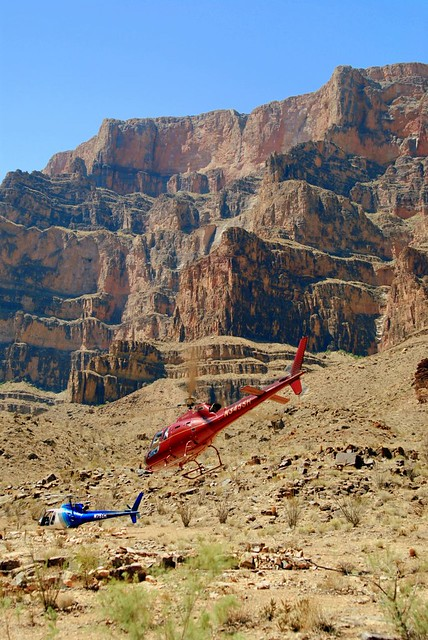 Grand Canyon Helicopter Tour   The Grand Canyon Is A Very   Flickr  Phot