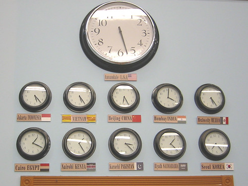 Global clocks