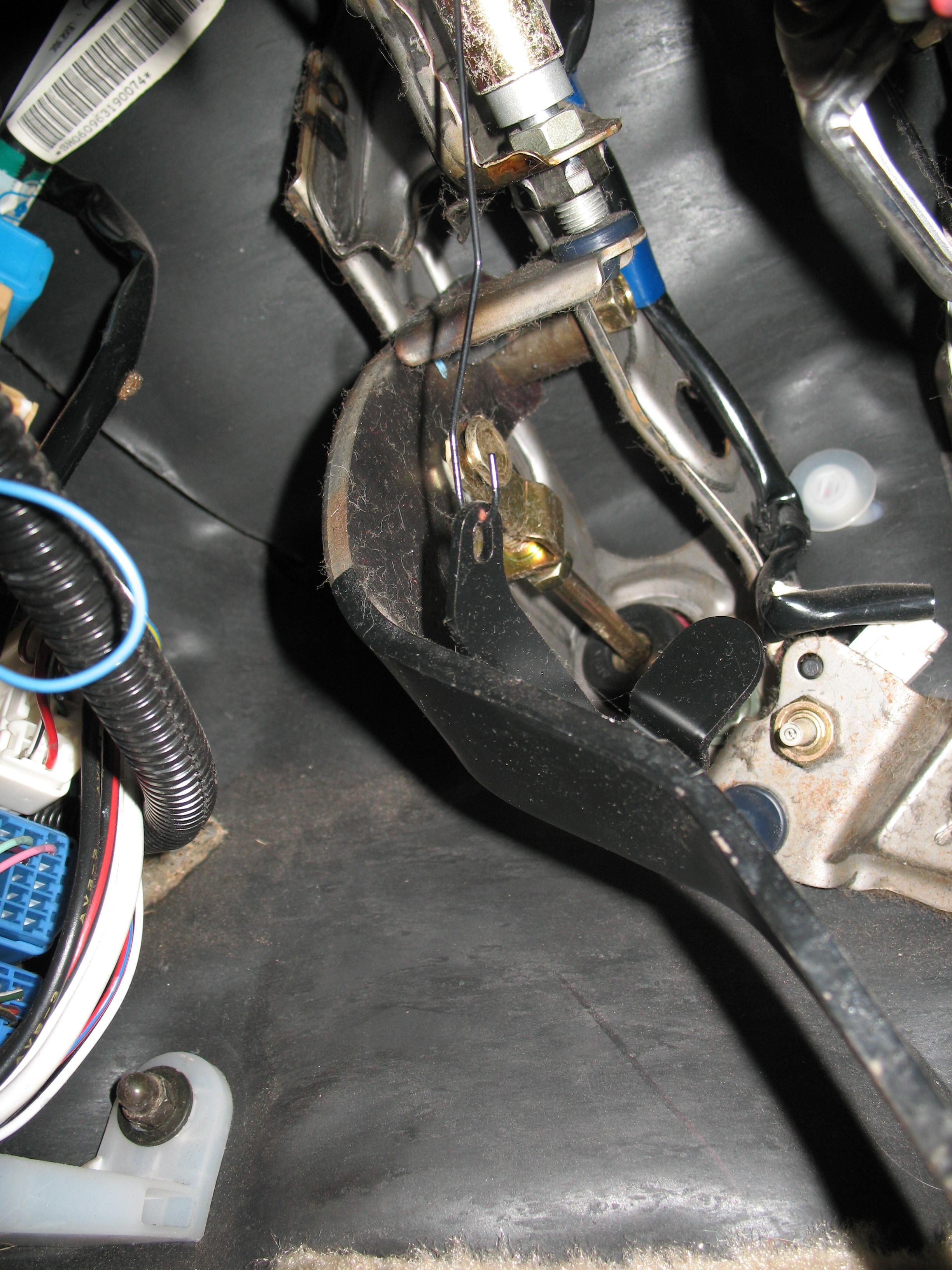 Drivetrain Rav4 Gt T Toyota Caldina Wiring Diagram Pedal Adjustment Point