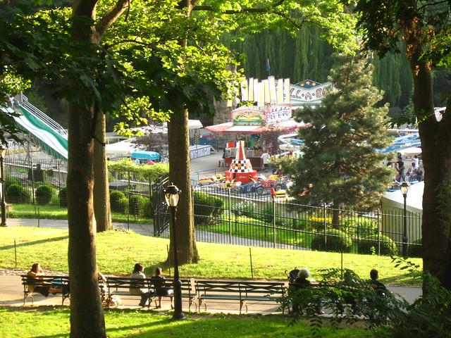 Victorian Gardens Amusement Park In Central Park Flickr Photo Sharing