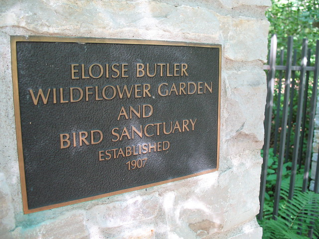 eloise butler wildflower garden and quaking Courts, a playground, picnic facilities, offroad biking, skiing, a snowboard park, and golfing the park also includes several interesting sites, most notably: the eloise butler wildflower garden and bird sanctuary, the jd rivers' children's garden, and the quaking bog theodore wirth park truly is a twin cities treasure.