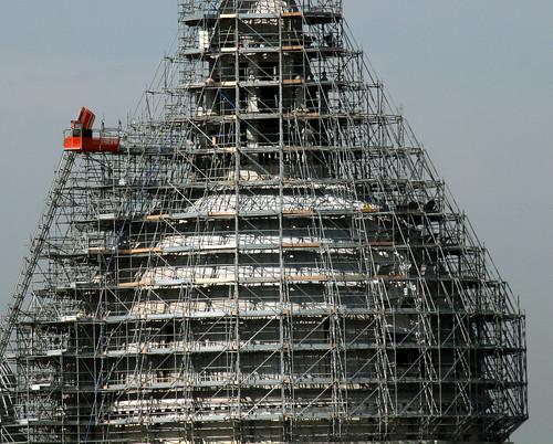 amazing scaffold