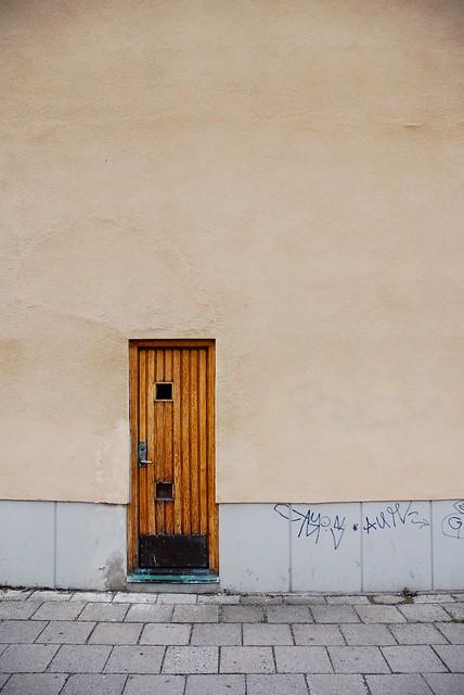 Doors In Walls A Gallery On Flickr