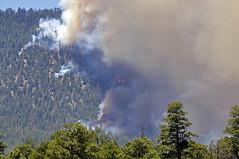 Schultz Fire, June 21, 2010