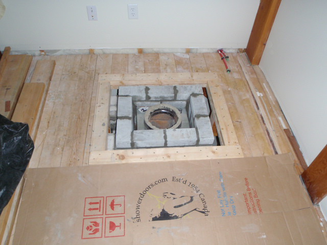Alliance of Masonry Heater & Oven Professionals, Contraflow