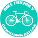 Bike Friendly Downtown Dallas