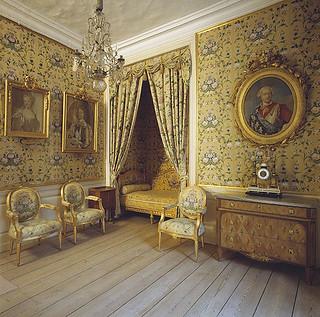 Image of Gripsholms Slott. castle interior nationalmuseum gripsholm