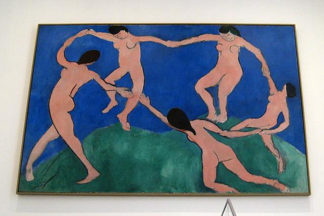 NYC - MoMA: Henri Matisse's Dance (I)