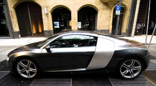 Audi R8 by bvrolijk