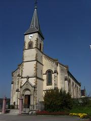 Leymen church