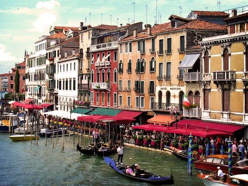 Colors of Venice by bekahpaige