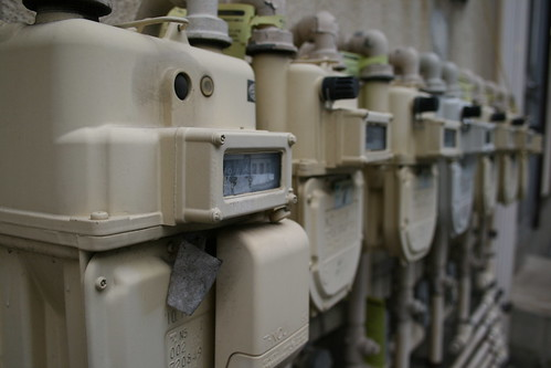 Photo:gas meters By:ivva