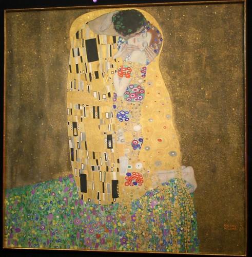 bacio Klimt Vienna