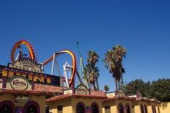 recreation(0.0), outdoor recreation(0.0), leisure(0.0), vacation(0.0), resort(0.0), park(0.0), amusement ride(1.0), amusement park(1.0),