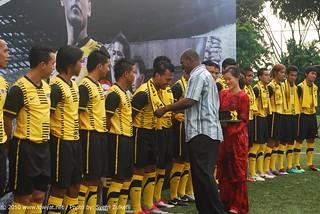 [101103]National Football Team 2010 Nike Kit Launch - 19