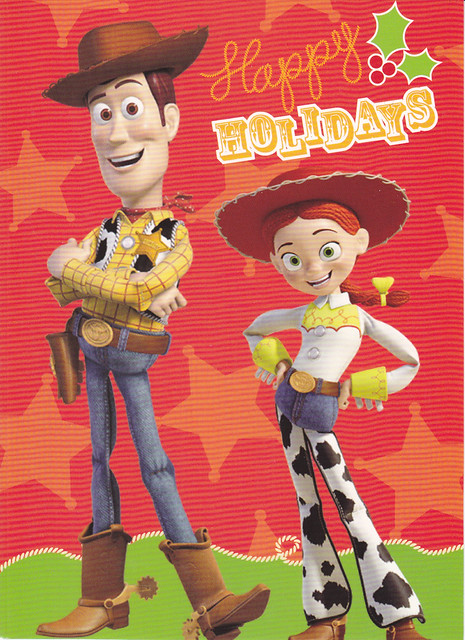 Toy Story Christmas : Toy story christmas card a photo on flickriver