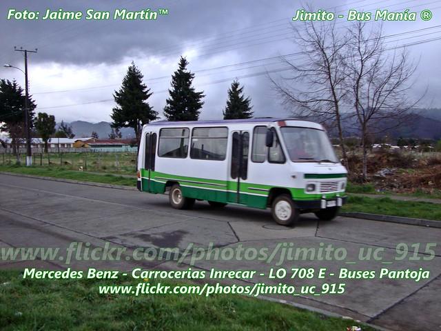 Buses Pantoja