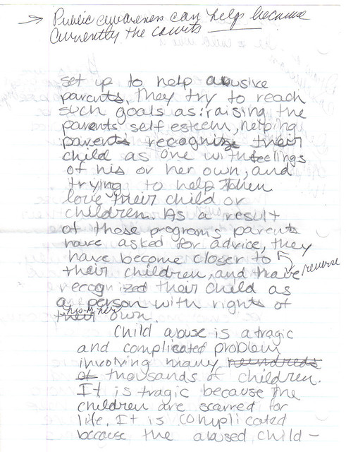 "persuasive essay of child abuse ""child abuse casts a shadow the length of a lifetime"", herbert ward stated every year, 3 million reports of child abuse are discovered as you and your sporty."