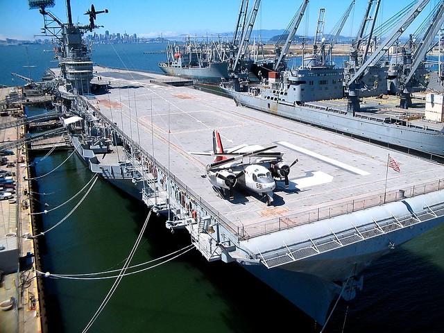 USS Hornet, Canon POWERSHOT A300