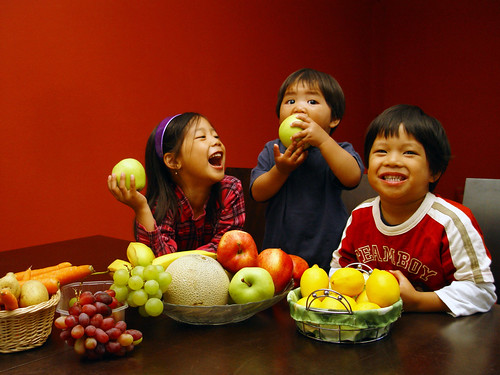 5 Ways to Get Your Children to Eat Their 5-a-Day