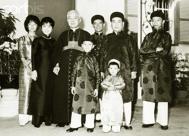 Gia đình TT Ngô Đình Diệm