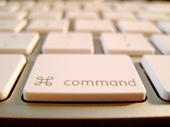 Mac keyboard Command