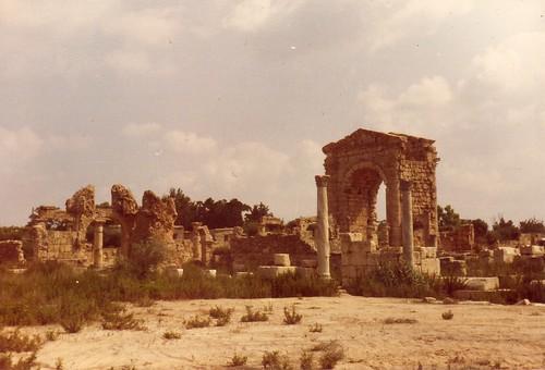 Lebanon - Tyre - Matzuva Trip Summer 1982
