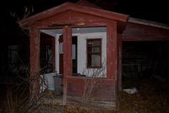 232 Silver Lake Rd. - side entrance