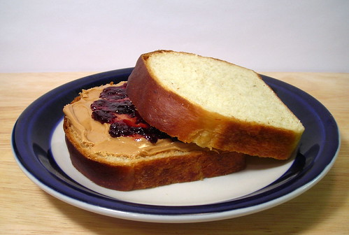 Peanut Butter & Jelly Sandwich by musicpb